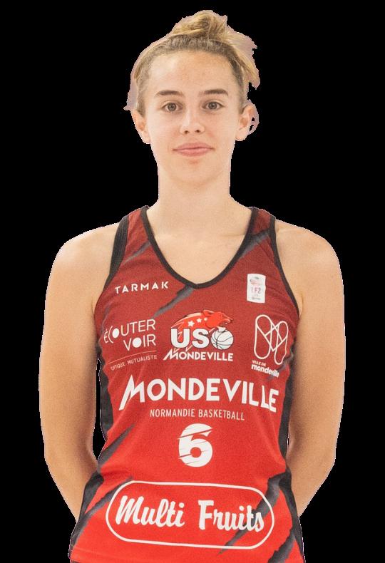 Lisa Cluzeau 2021-2022