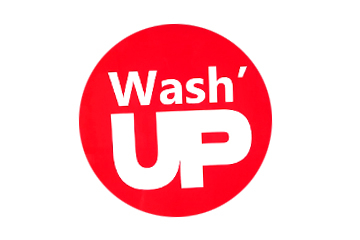 Wash up